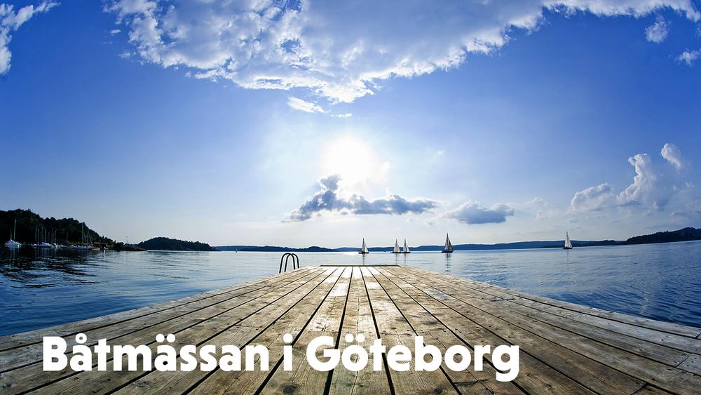 Träffa Ryds båtar på båtmässan i Göteborg