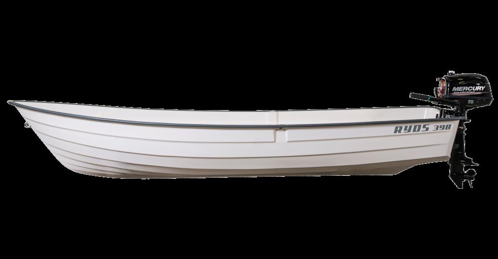 En roddbåt - Ryds båtar
