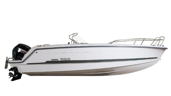 Köp båt - Ryds 628 sport - Sportbåt