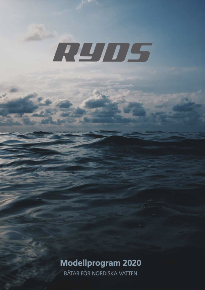 Ryds båtar Modellprogram 2020