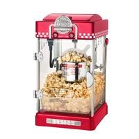 Popcornmaskin Little Bambino Röd