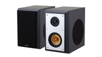 Block Loudspeaker Black Highgloss 3-Way