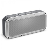 Divoom Voombox Party Silver 2nd generation Bluetooth Bluetooth 4.1