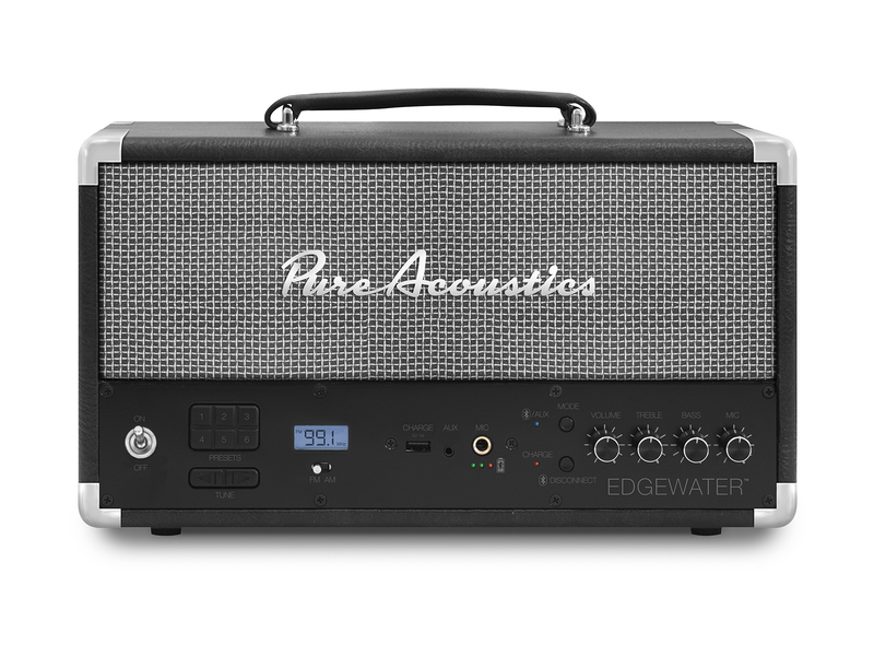 bild 1 av Pure Acoustics Edgewater Black