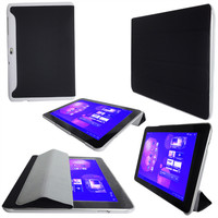 Galaxy Smart Case Black Tab 1 10