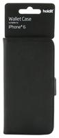 Holdit Plånboksfodral iPhone 6/6S  Svart