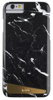 Holdit Selected Magnetskal iPhone 6/ 7/8 Svart Marmor