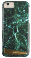 Holdit Selected Magnetskal iPhone 6/ 6S/ 7 /8 Grön Marmor