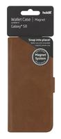 Holdit Plånboksväska Galaxy S8 Mix & Match Magnet system 2in1  Brun