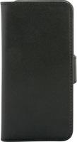 Plånboksväska Mix & Match Magnet System iPhone 5/5S/SE Svart