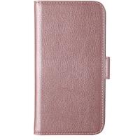 Holdit Plånboksväska 7-fack Extended II iPhone X Rosé Guld