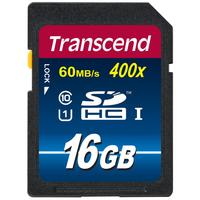 Transcend SDHC 16GB CL10 400X