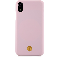 Style by Holdit Mobilskal iPhone XR Paris BUBBLE PINK SILK