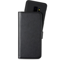 Holdit Plånboksväska Magnet Galaxy S9 Plus Black