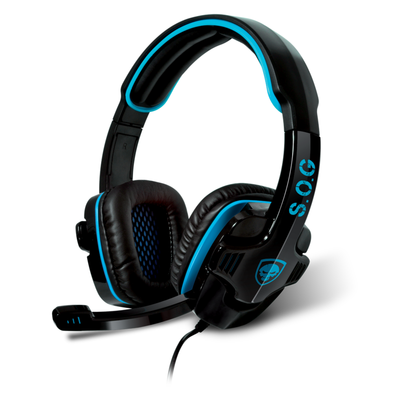 bild 1 av SPIRIT OF GAMER HEADSET XPERT-H2: MULTIPLATFORM PC - PS3 - PS4 - XBOX 360