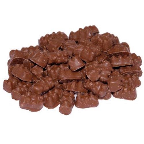 Chokladdragerad Gelébjörn - 2 kg /