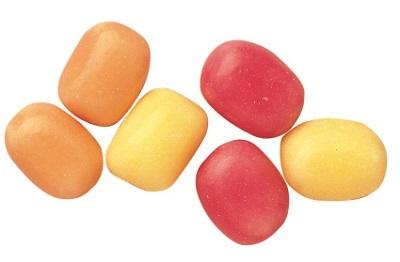 Kastanjer MAOAM - Syrliga - 2 kg /