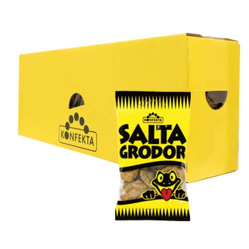 SALTA GRODOR PÅSE 65G 20ST /