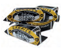 RYFORS LAKRITSKOLA - 3 kg /