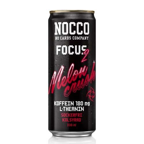 NOCCO Focus 2 Melon Crush - 33 cl