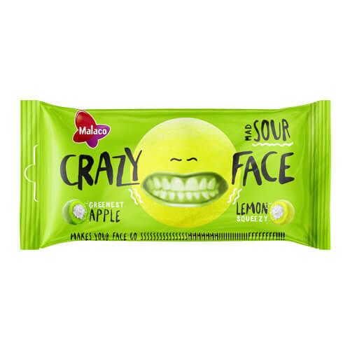 CRAZY FACE SOUR - 60 g /