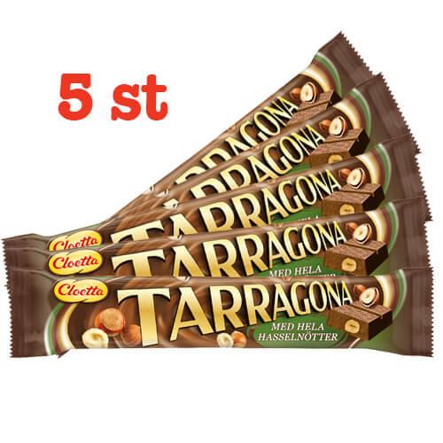 DUBBEL TARRAGONA - 5 st
