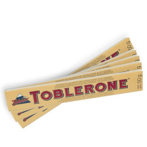 TOBLERONE 50G - 5 st