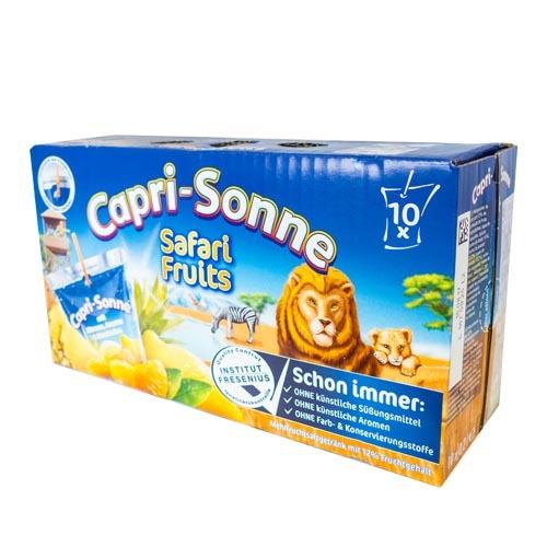 Capri-Sonne Safari - 10 st /