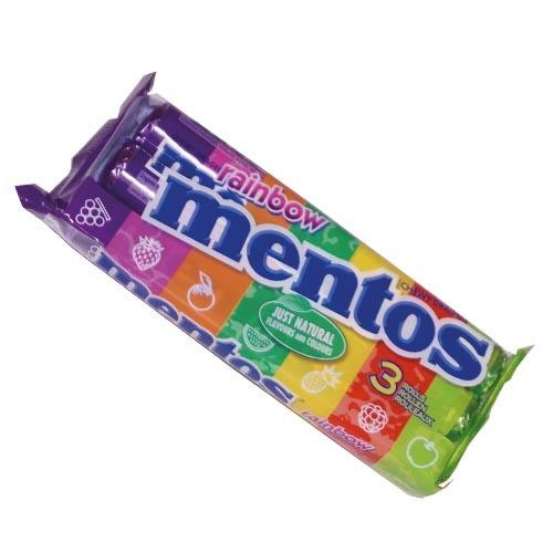 MENTOS RAINBOW - 3 pack