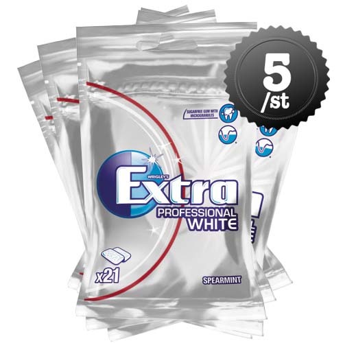 PÅSE PROFESSIONAL WHITE SPEARMINT EXTRA /