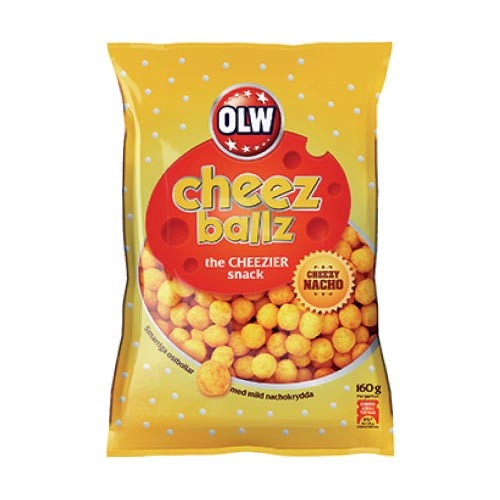 CHEEZ BALLZ 160g /