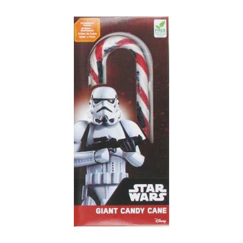 Giant Candy Canes Starwars 50g - 5 st