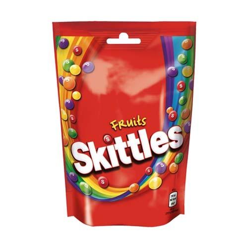 SKITTLES FRUITS 174G /