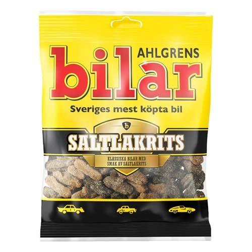 AHLGRENS SALTLAKRITS - 100 g