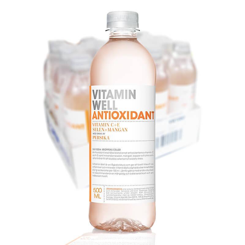 VITAMIN WELL ANTIOXIDANT  50CL - 12 st