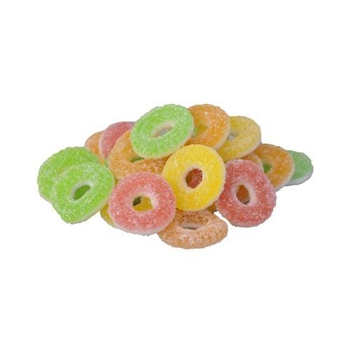 Syrliga Fruktringar - 1.6 kg /