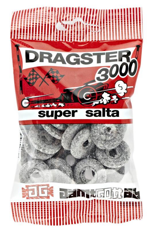 DRAGSTER SALTA 65 g – 5 st
