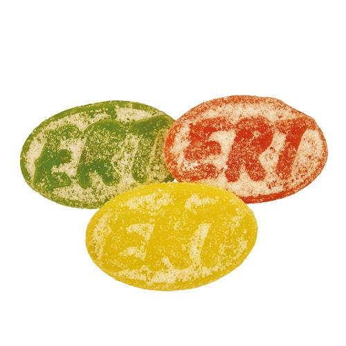 ERT-märke sur Fruktmix - 2 kg /