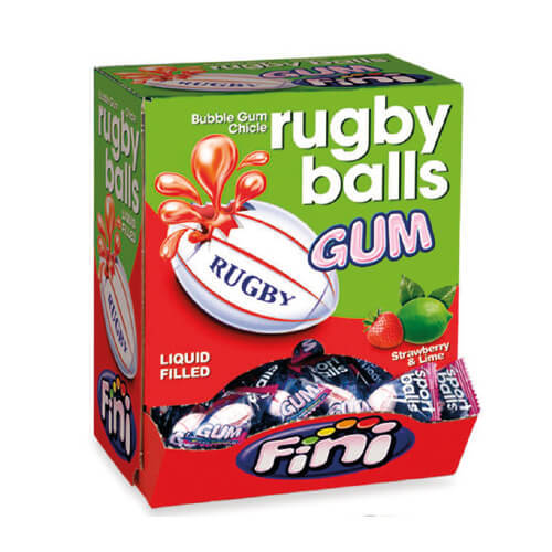 FINI SPORT BALLS RUGBY - 200 st