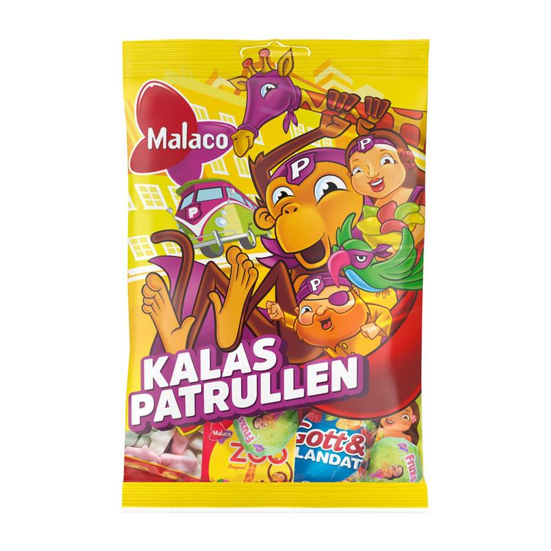 KALASPATRULLEN MALACO   135 GR