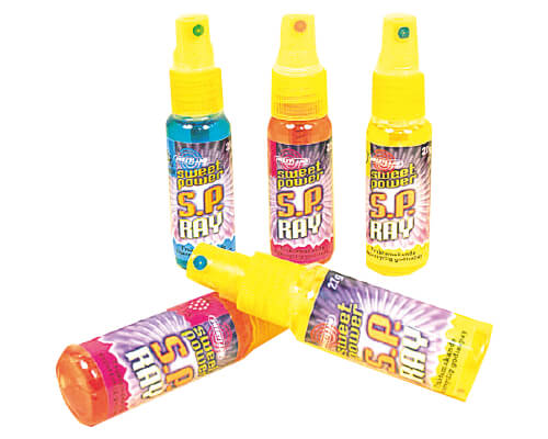 Candy Spray - 5 st