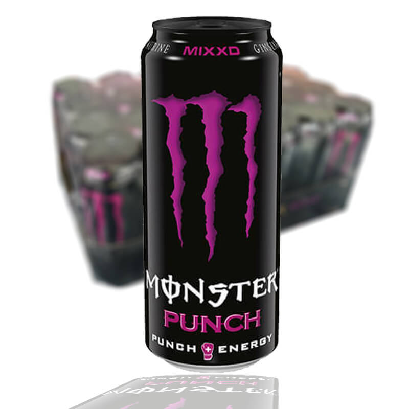 Monster Mixed Punch 50 cl x 24 st