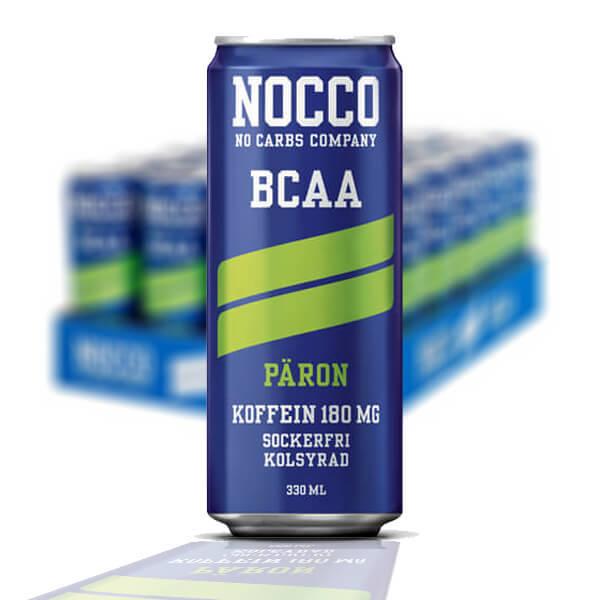 NOCCO BCAA PÄRON  33 CL - 24 st