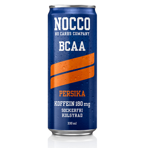 NOCCO BCAA PERSIKA 33 CL
