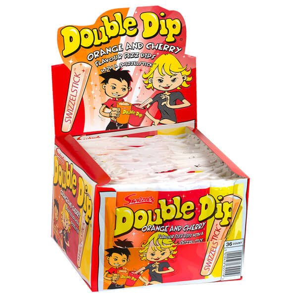 Double Dip - 36 st