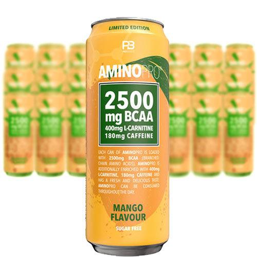 AMINOPRO BCAA MANGO - 33 CL x 24st /