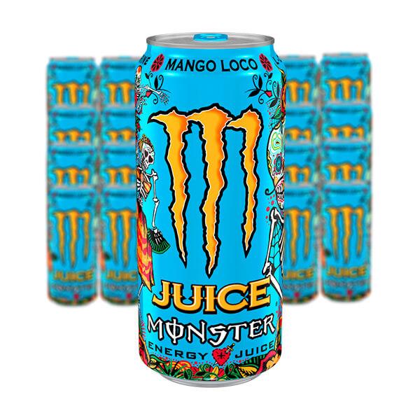Monster Mango Loco - 24 st x 50 cl
