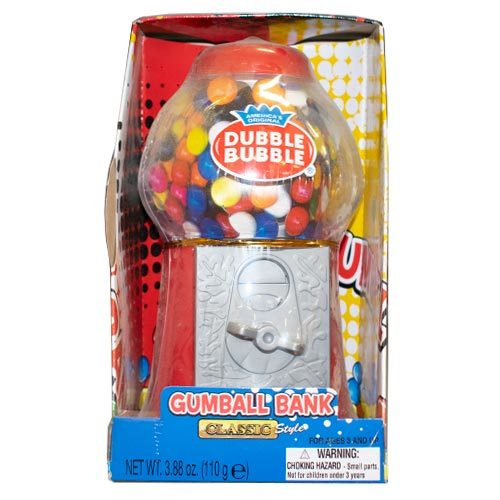 GUMBALL BANK SIZE 8.5/110g -12st
