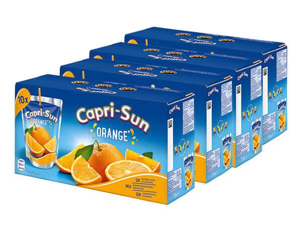 CAPRI-SUN ORANGE 4-pack