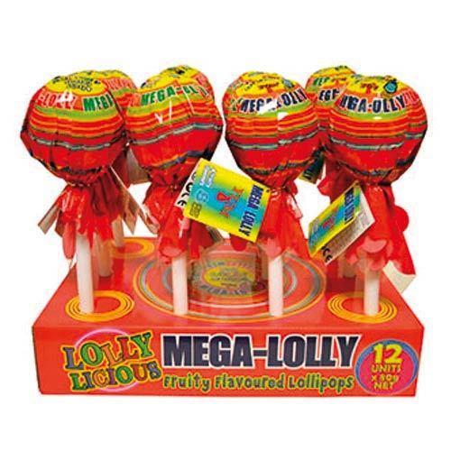 MEGA LOLLY 70G - 24st